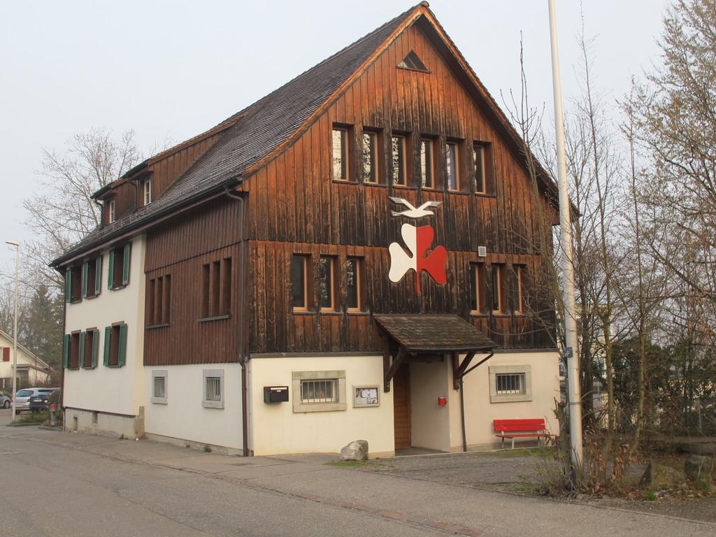 Pfadiheim Seemöve, 8280 Kreuzlingen - 1022