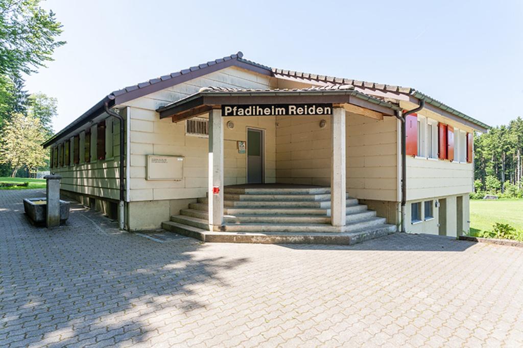 Pfadiheim Reiden, 6260 Reiden - 1063