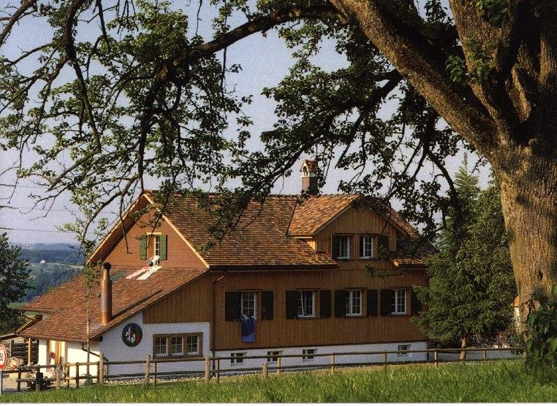 Jugendlagerhaus Holzmishus, 8360 Eschlikon - 1107