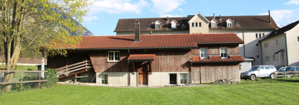 Pfadihaus St. Justus Flums, 8890 Flums - 1148