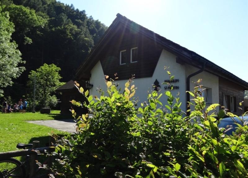 Pfadiheim St. Martin Mels, 8887 Mels - 1177