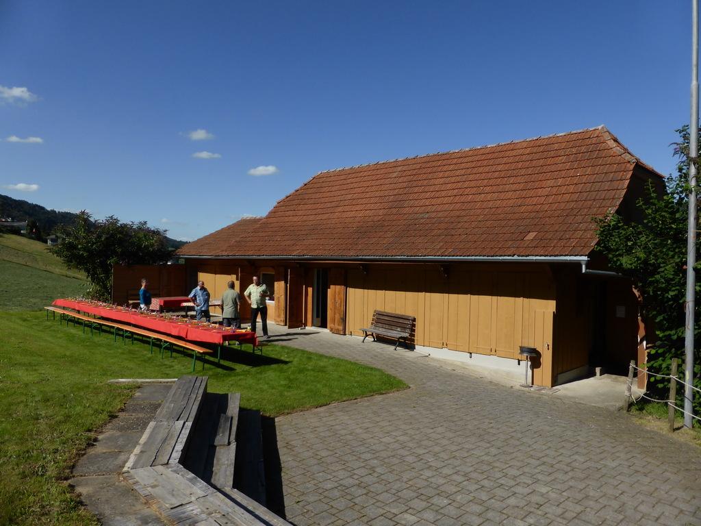 Pfadiheim altes Schützenhaus, 3125 Toffen - 1264