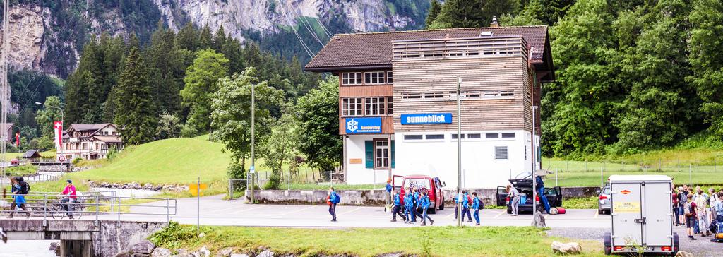 Sunneblick, 3718 Kandersteg - 1424