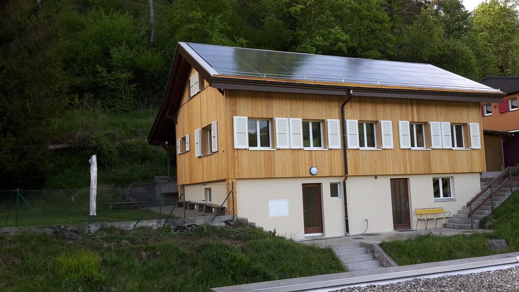 Pfadihaus Kleinlützel, 4245 Kleinlützel - 2074