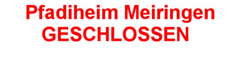Pfadiheim Meiringen, 3860 Meiringen - 2224