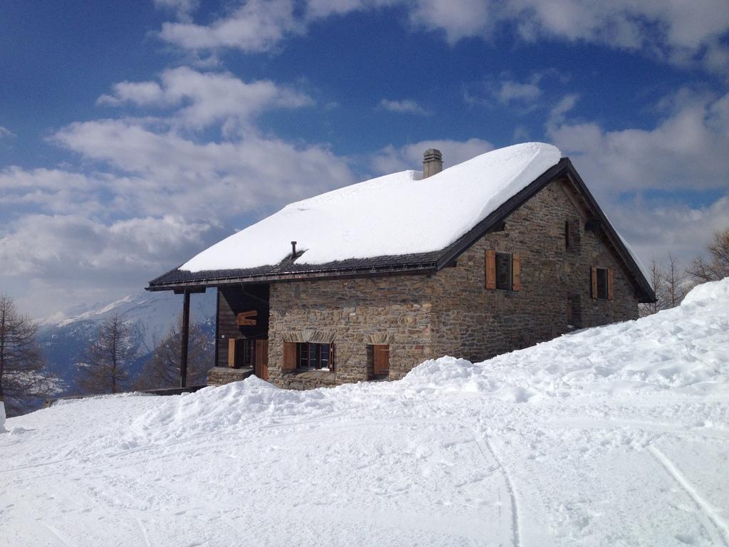 Saflischhütte, 3913 Rosswald - 3071