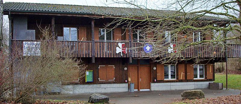 Pfadiheim Langenthal, 4900 Langenthal - 325