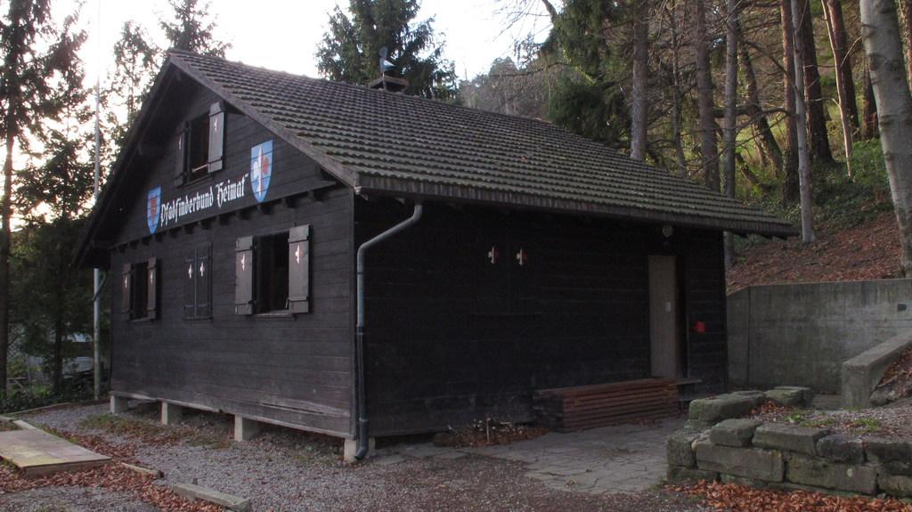 Pfadiheim Freudenberg , 9242 Oberuzwil - 340