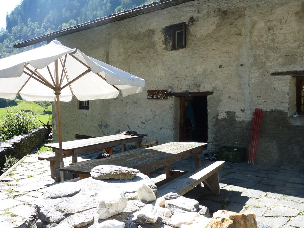 Casa del Pizzò, 6546 Cauco - 350
