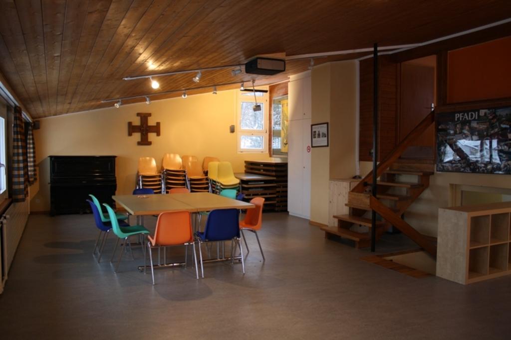 Pfadiheim St. Georg, 9200 Gossau - 3701