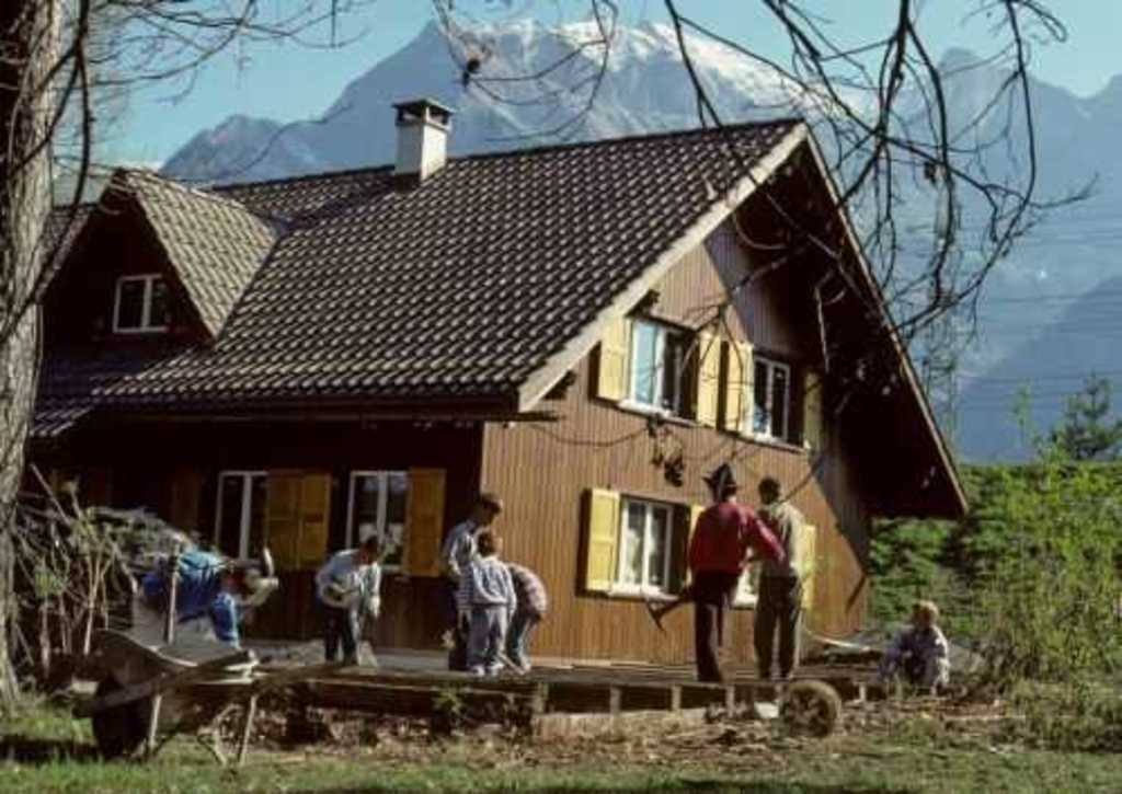 The Pfadiheim, 7310 Bad Ragaz - 372