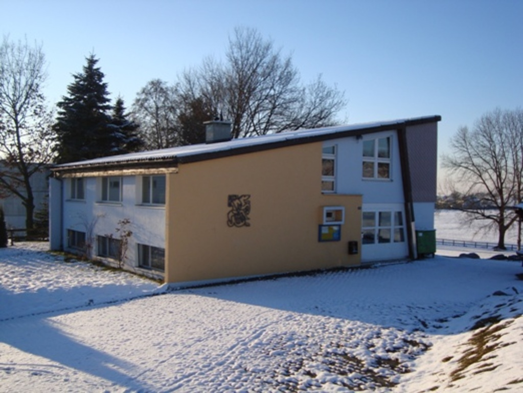 Pfadiheim St. Georg, 9200 Gossau - 3721