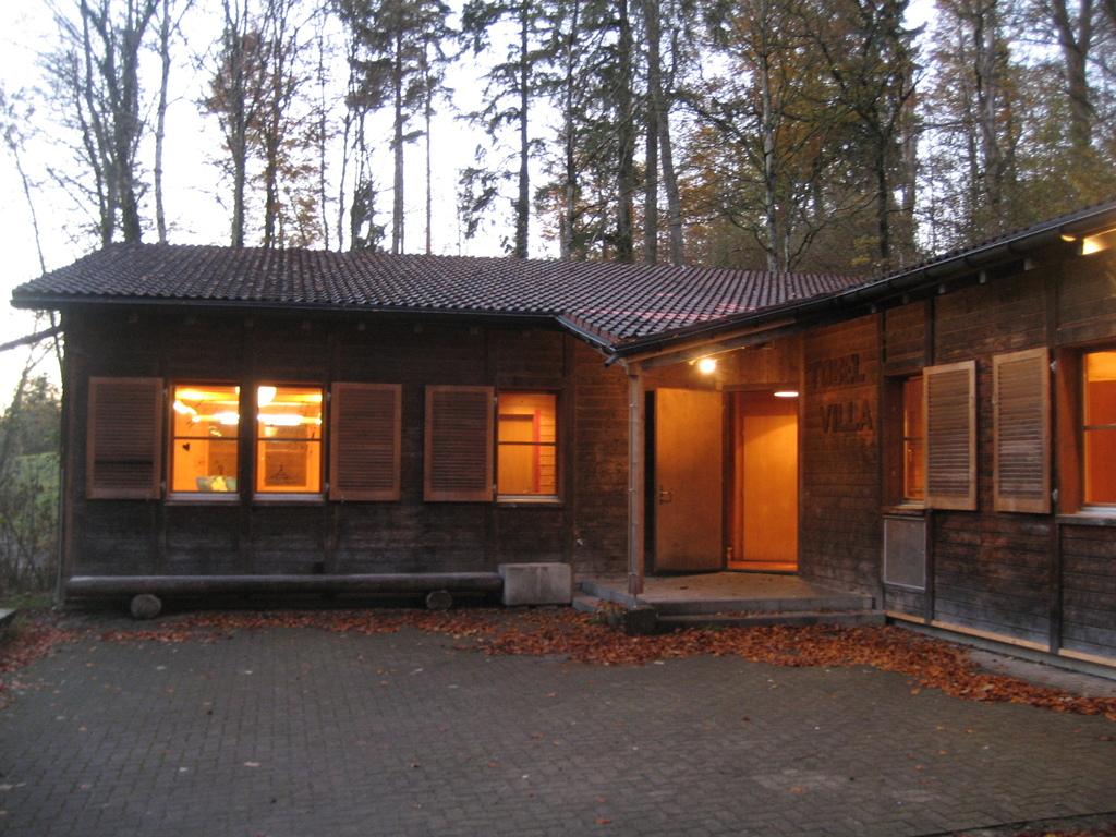Pfadiheim Tobelvilla, 8126 Zumikon - 383