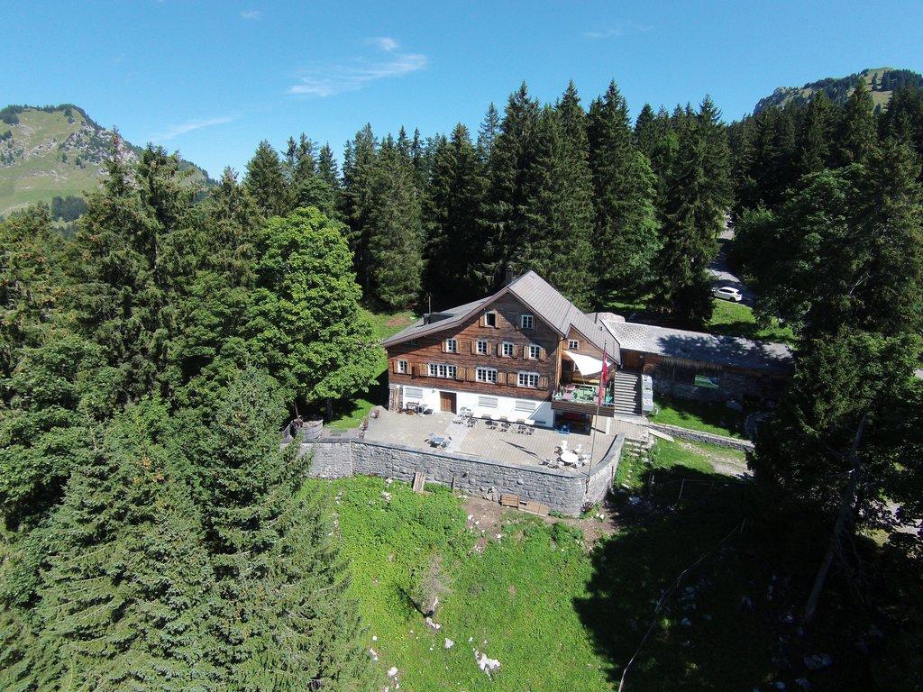 Naturfreundehaus Tscherwald, 8873 Amden - 4751