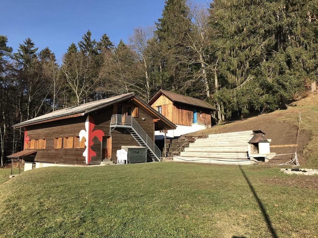 Pfadiheim Chelli, 3626 Heiligenschwendi - 4951