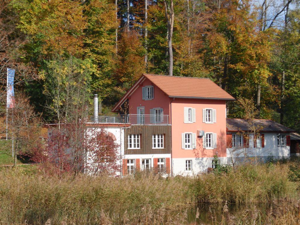 Pfadiheim Weierholz, 8330 Pfäffikon - 500