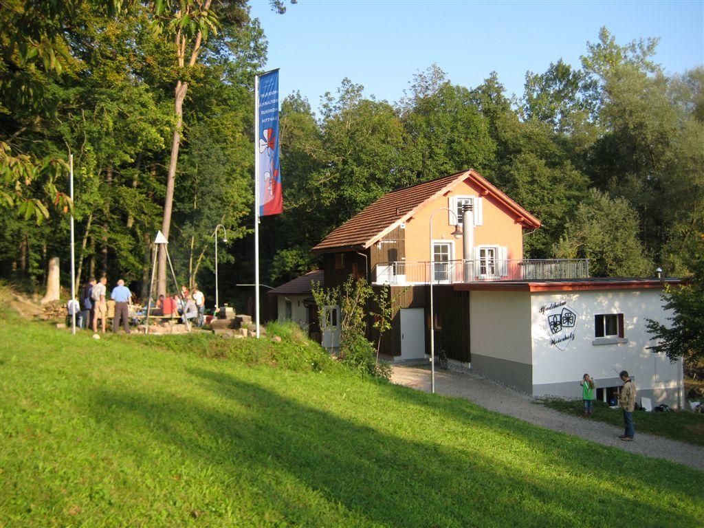 Pfadiheim Weierholz, 8330 Pfäffikon - 502