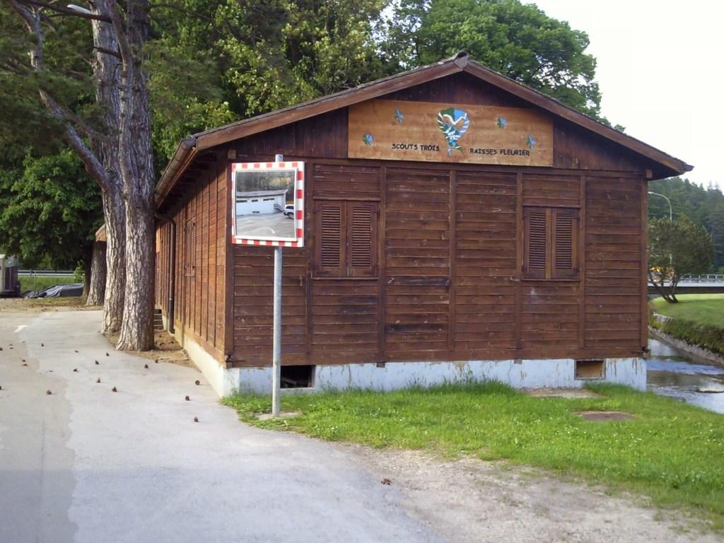 Pavillon scout, 2114 Fleurier - 503