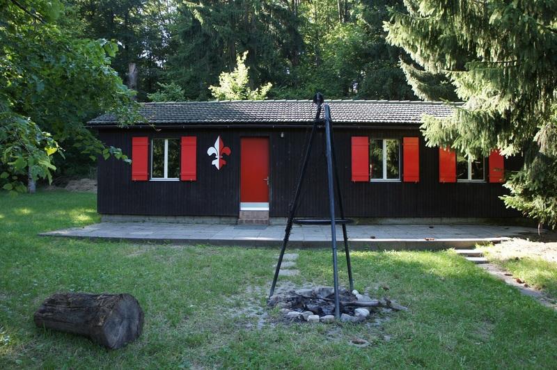 Pfadiheim Holzwiese, 8037 Zürich - 589