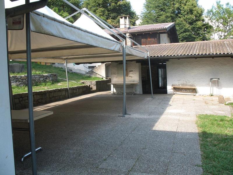 Alpe di Pazz • casa • Pfadiheim, 6986 Novaggio - 6211