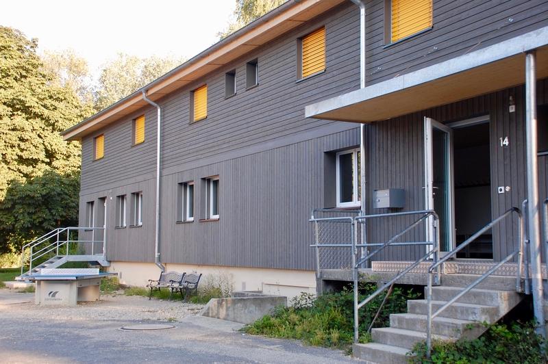 Cabane scoute «La Roselière», 1400 Yverdon-les-Bains - 6321