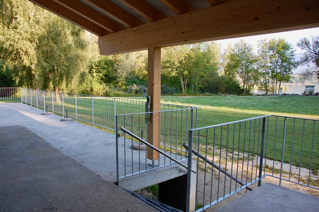 Cabane scoute «La Roselière», 1400 Yverdon-les-Bains - 6331