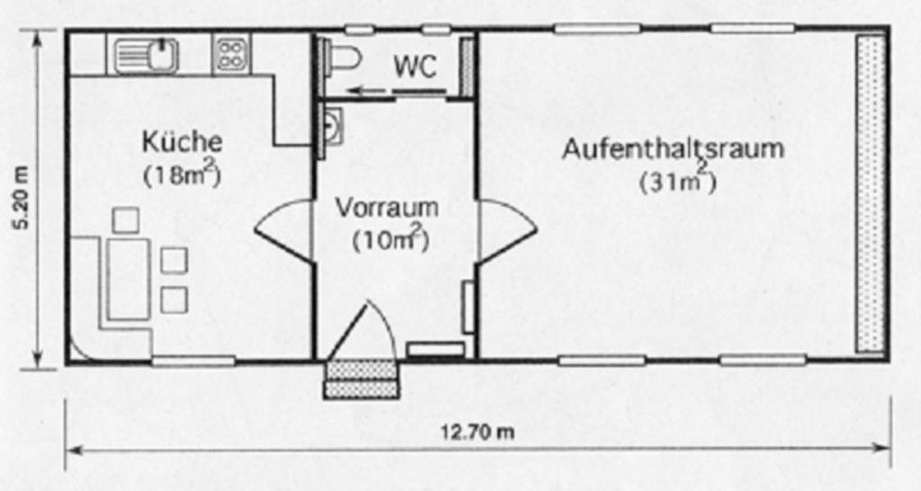 Pfadiheim Holzwiese, 8037 Zürich - 666