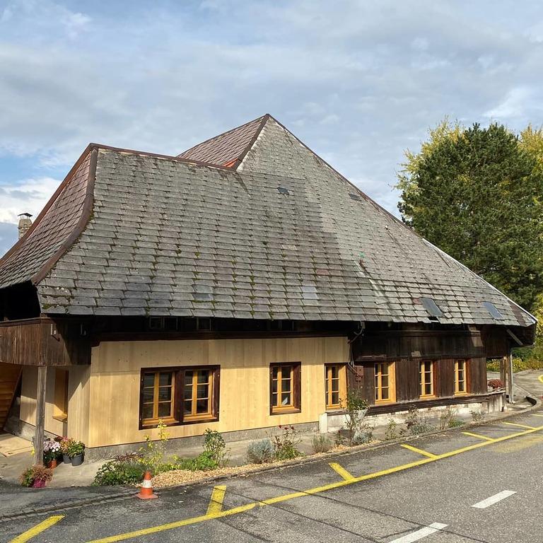 Pfadiheim Taunerhaus, 4914 Roggwil - 6831