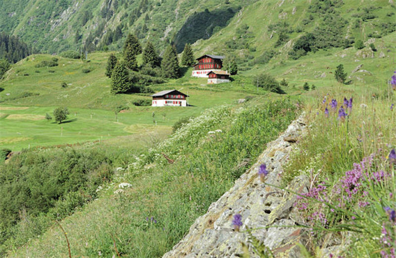 Ferienheim Vacanza, 7189 Selva-Rueras - 700