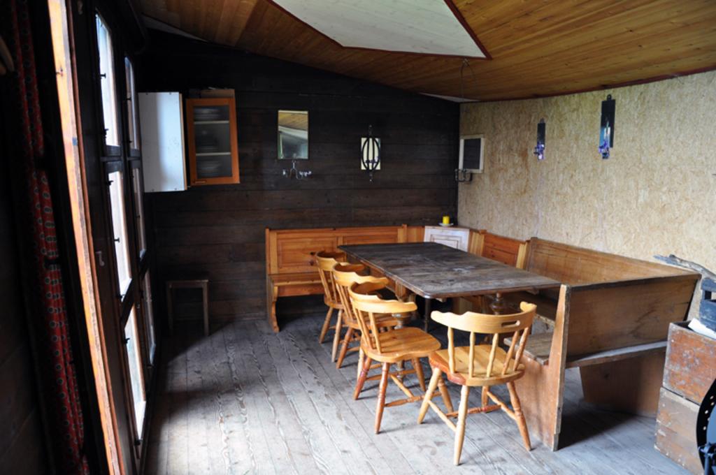 Pfadihütte Ghöchweid, 8498 Gibswil - 734