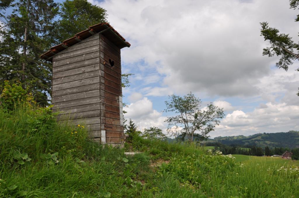 Pfadihütte Ghöchweid, 8498 Gibswil - 736