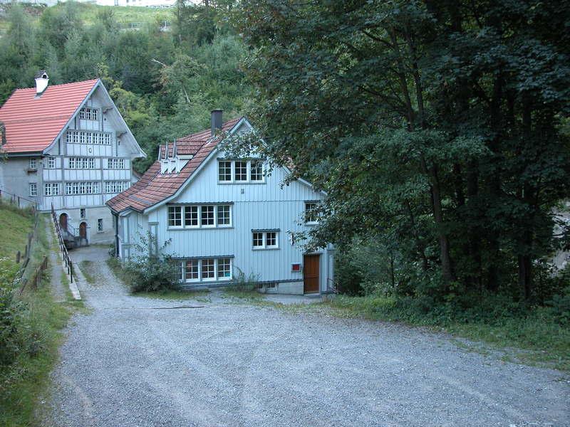 Pfadiheim Gstaldenbach, 9427 Wolfhalden - 7661