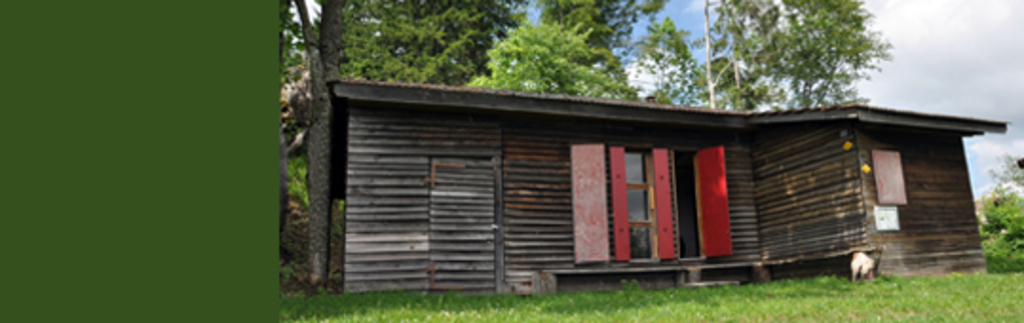 Pfadihütte Ghöchweid, 8498 Gibswil - 767