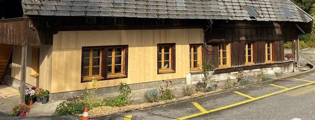 Pfadiheim Taunerhaus, 4914 Roggwil - 7711
