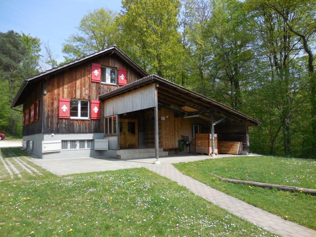 Pfadiheim St. Martin, 4712 Laupersdorf - 790