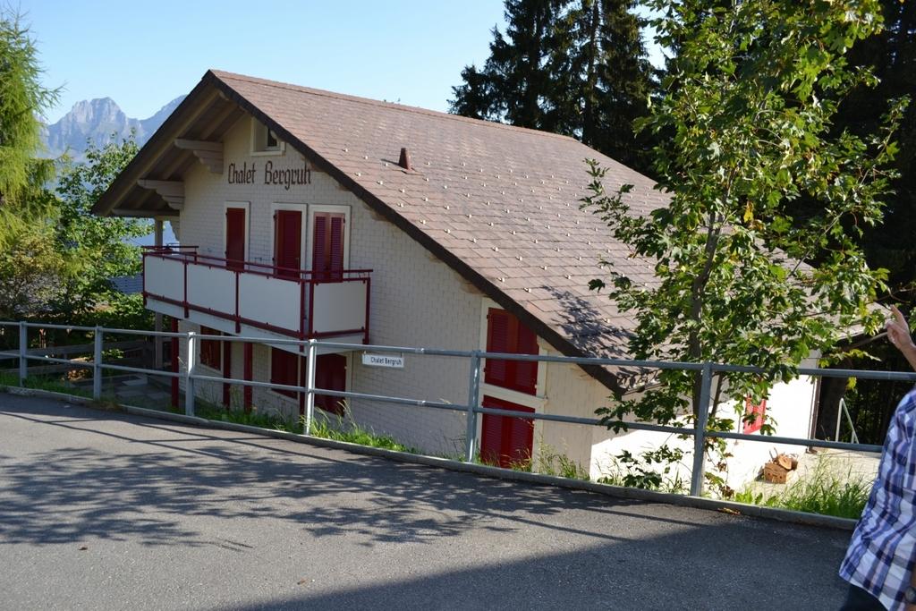 Chalet Bergruh, 8897 Tannenheim-Flumserberg - 8281