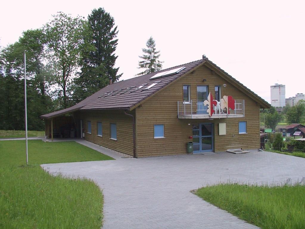 Pfadiheim Am Buechenwald, 9200 Gossau - 85