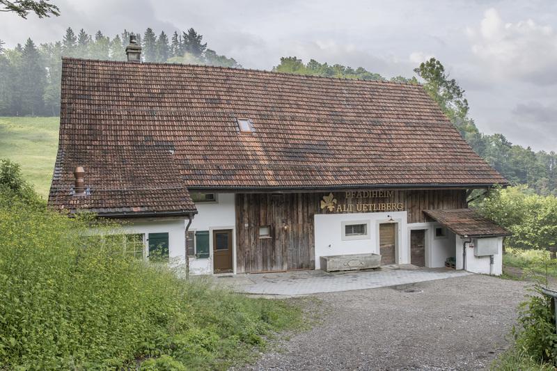 Pfadiheim Alt Üetliberg, 8143 Üetliberg - 8511