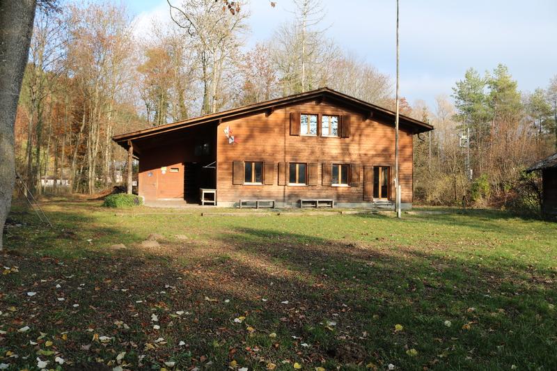 Pfadiheim Bärechlaue, 3176 Neuenegg - 8601