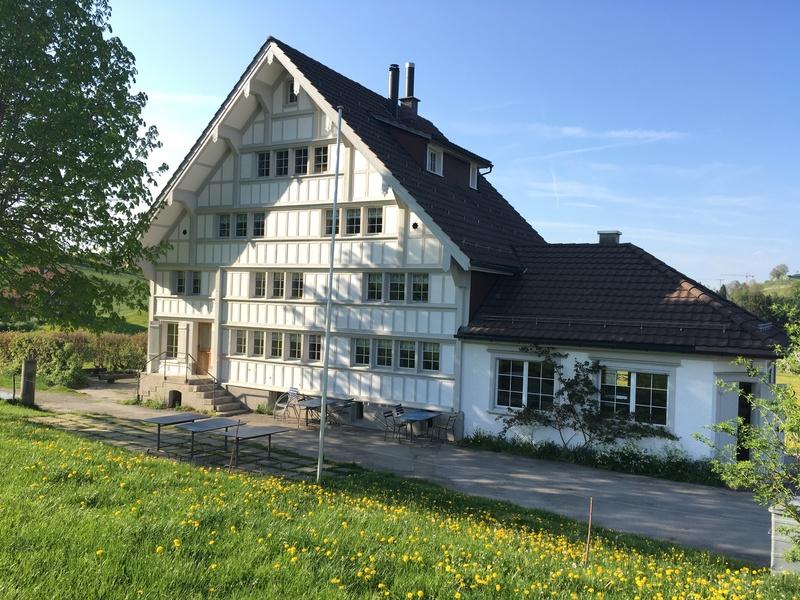 Pfadiheim Störgel, 9063 Stein - 8961