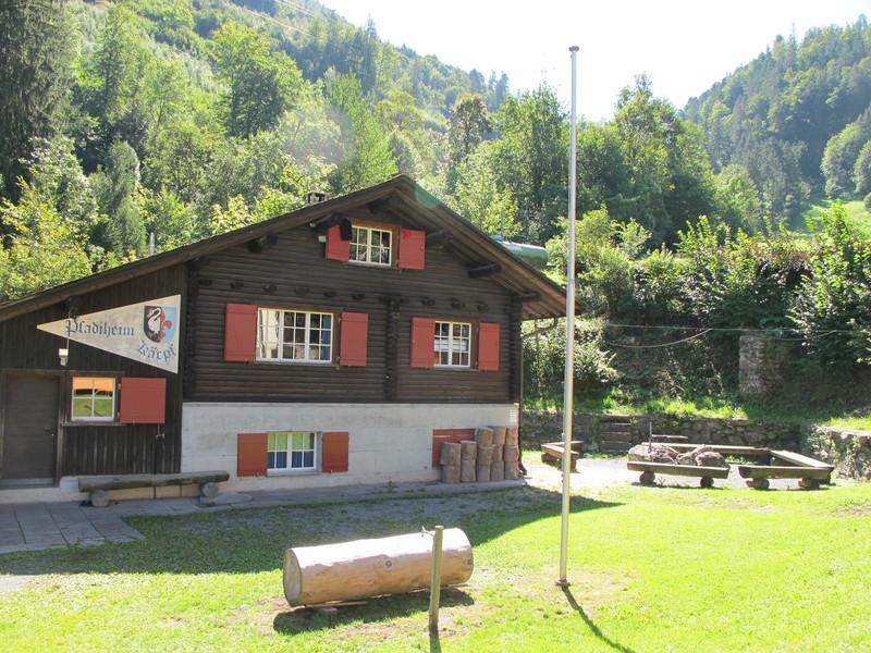 Pfadiheim Kärpf, 8762 Schwanden - 9001