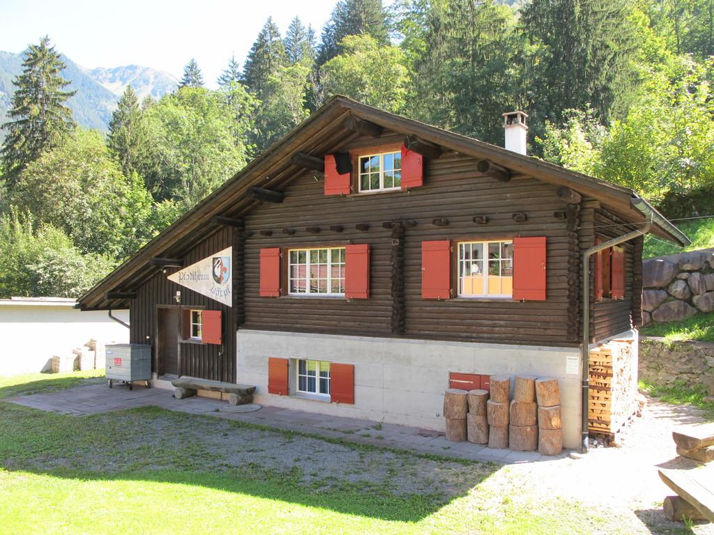 Pfadiheim Kärpf, 8762 Schwanden - 9031
