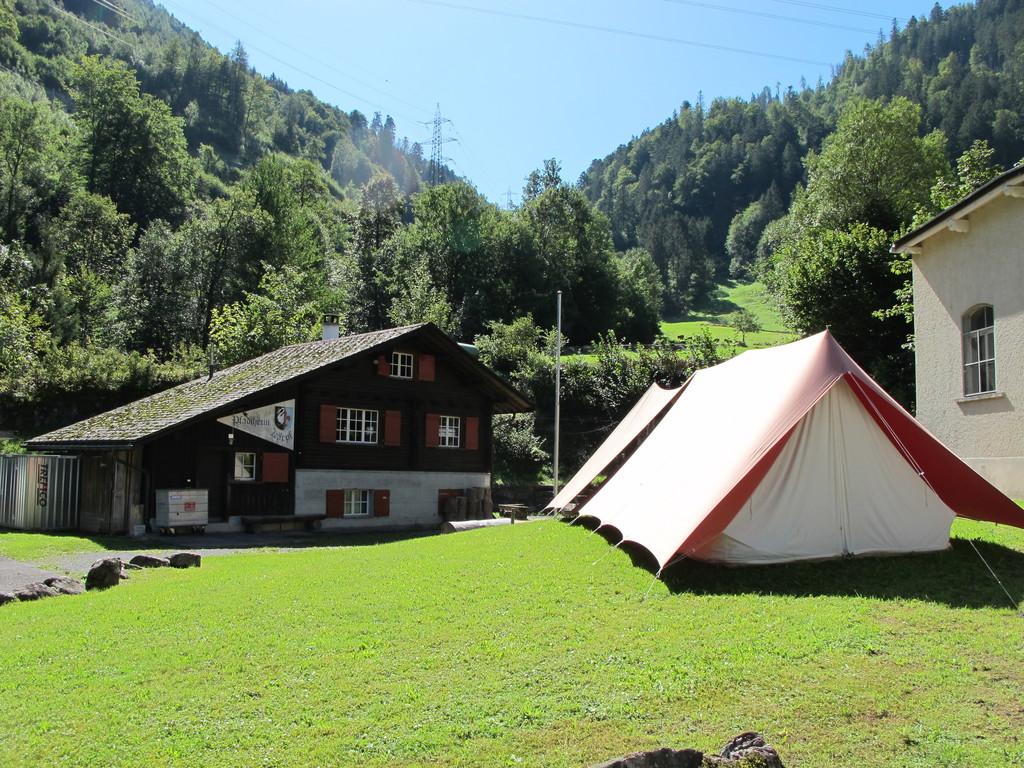 Pfadiheim Kärpf, 8762 Schwanden - 9041