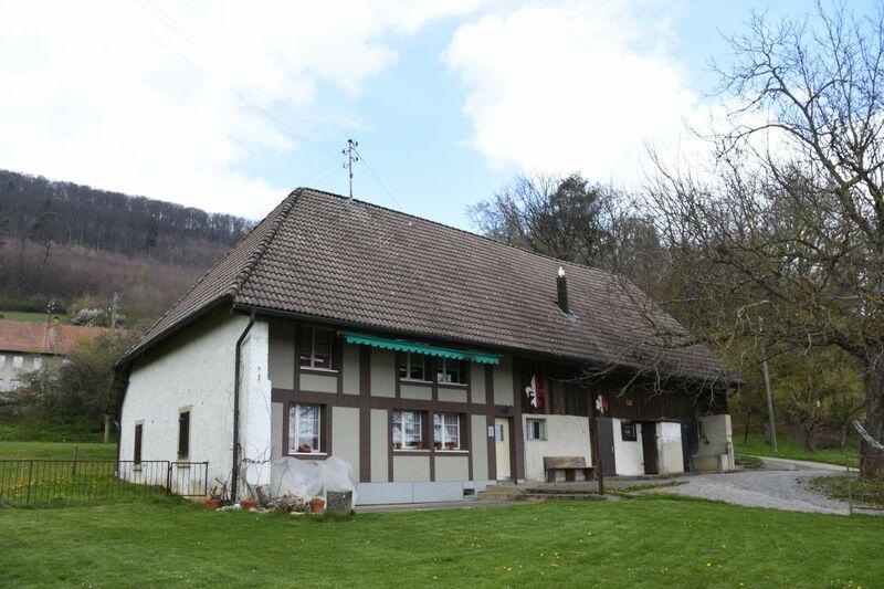 Pfadiheim Wangen, 4612 Wangen bei Olten - 9516 - Pfadiheim