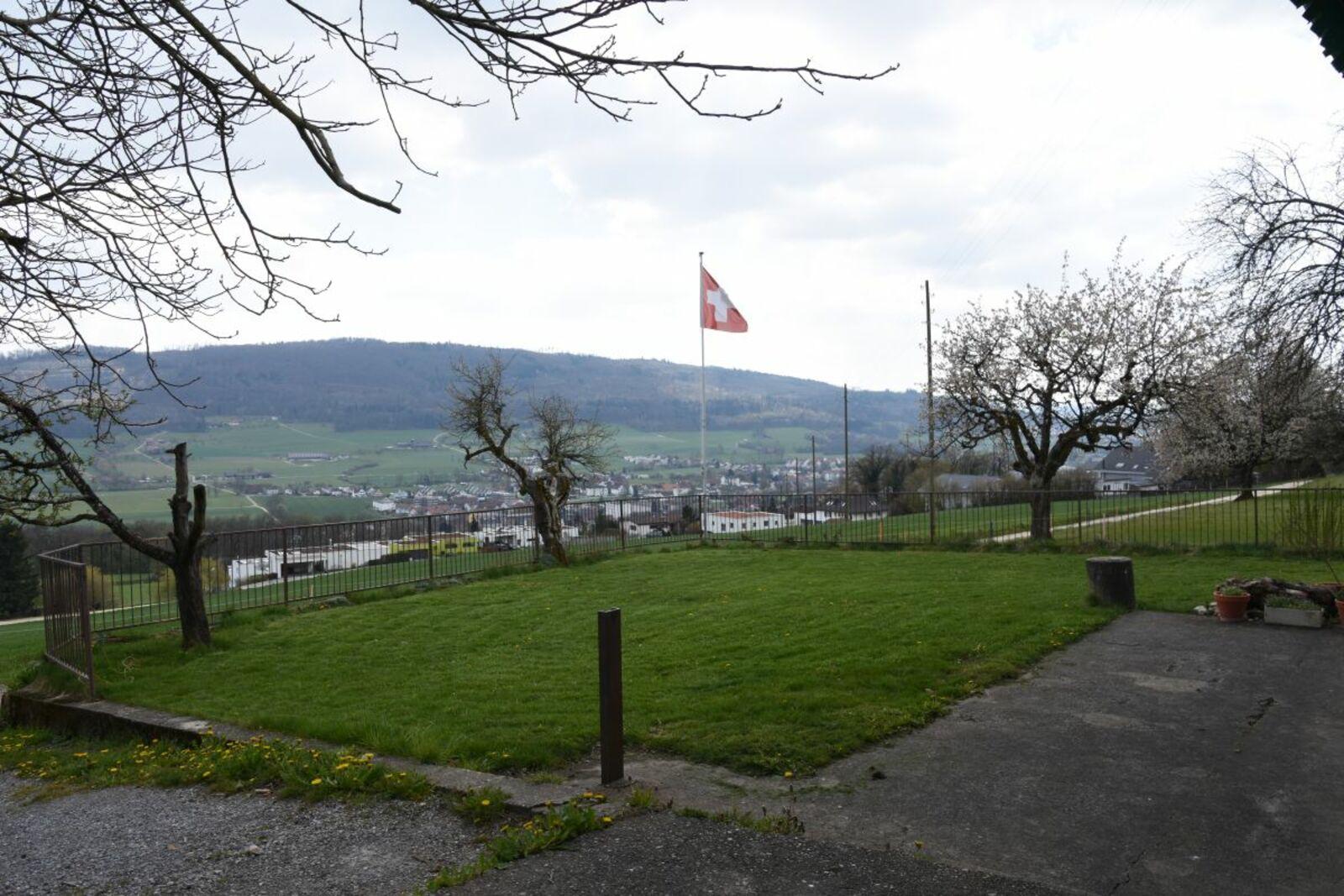Pfadiheim Wangen, 4612 Wangen bei Olten - 9517 - Spielwiese