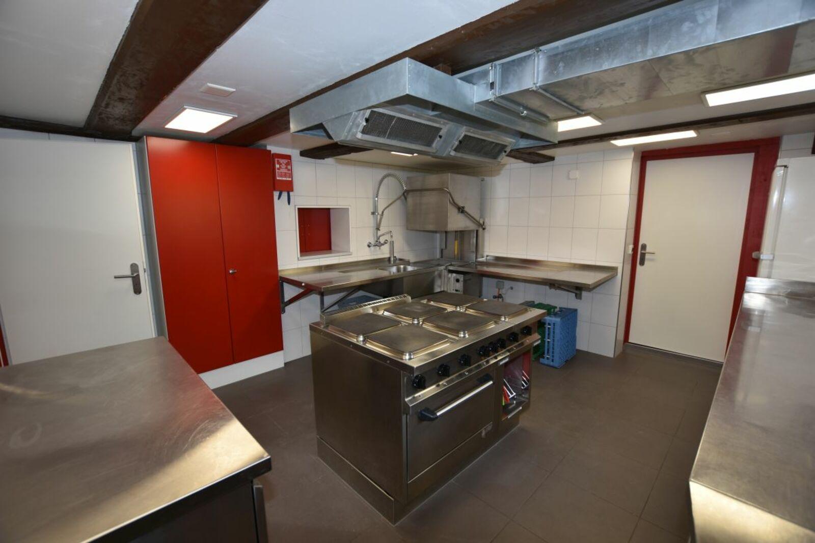Pfadiheim Wangen, 4612 Wangen bei Olten - 9521 - Küche