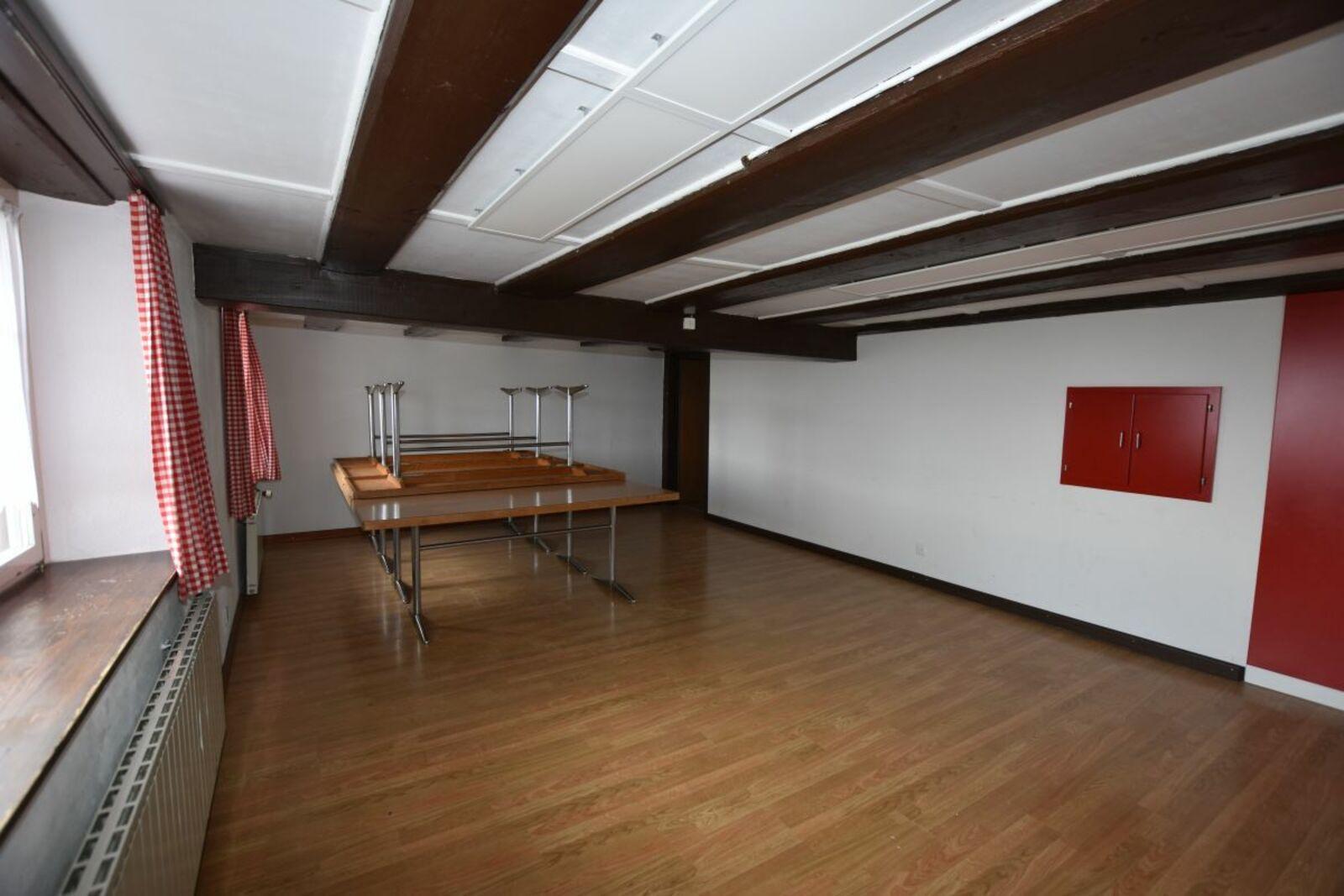 Pfadiheim Wangen, 4612 Wangen bei Olten - 9525 - Aufenthaltsraum / Essraum