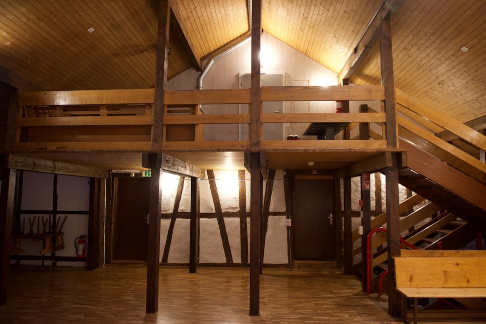 Pfadiheim Buech, 8704 Herrliberg - 9621 - Cheminéeraum