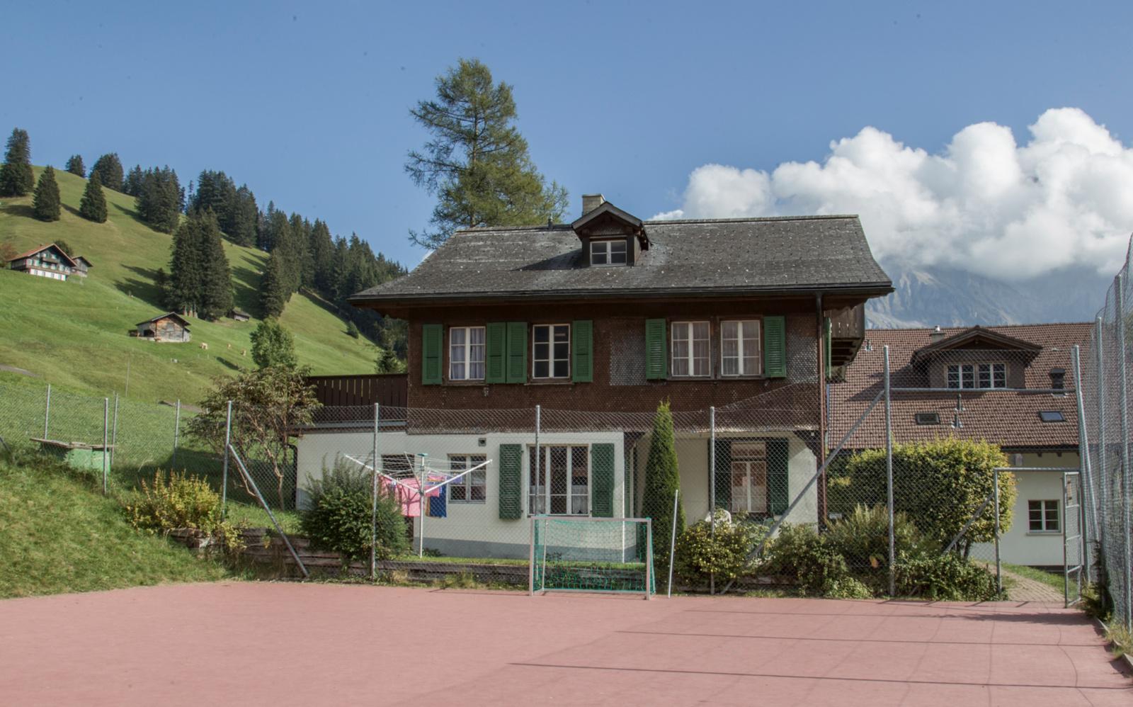 Jugendhaus der Heilsarmee, 3715 Adelboden - 9635 - Sportplatz