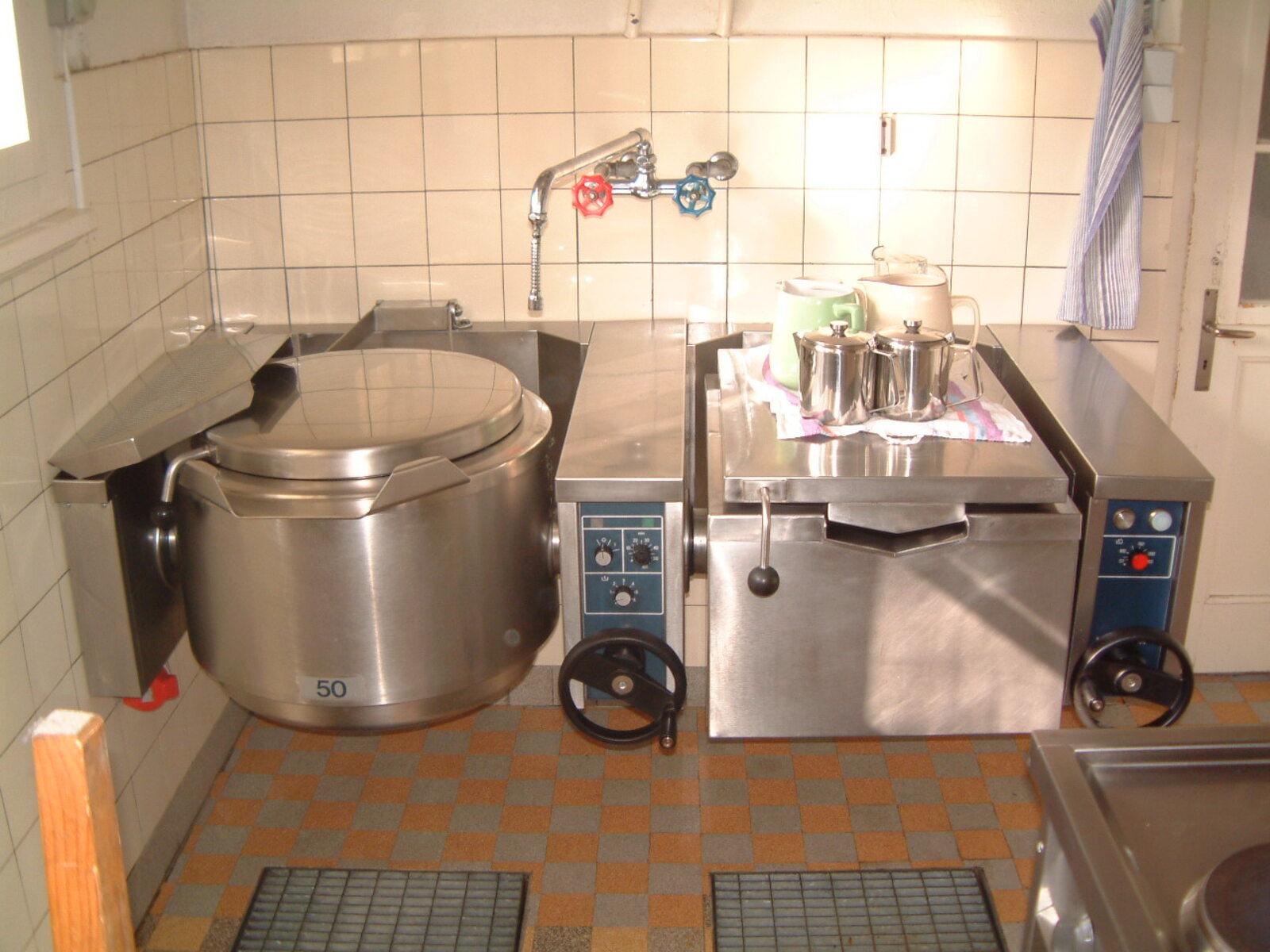 Jugendhaus der Heilsarmee, 3715 Adelboden - 9638 - Küche 1